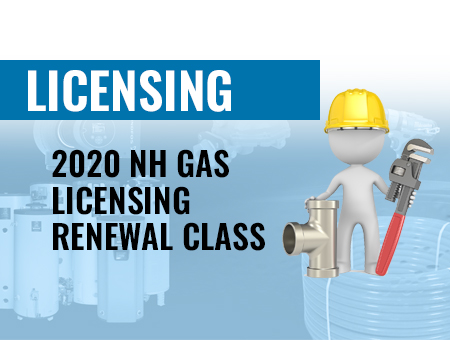 Littleton NH Gas Licensing Class