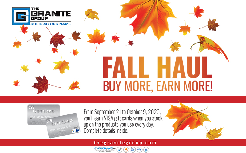 Fall Haul Promotion