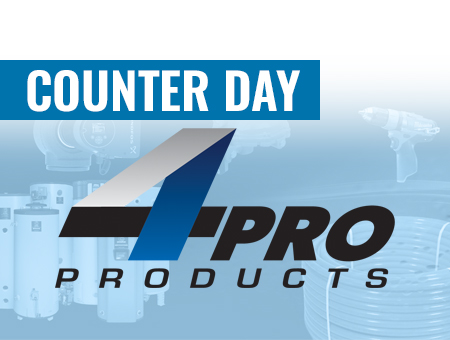 4PRO Counter Day