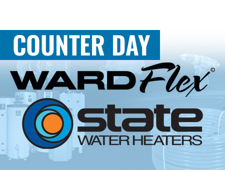 State and Wardflex Counter Day