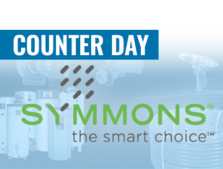 Symmons Counter Day