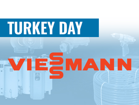 Turkey Day Give-a-way Viessmann