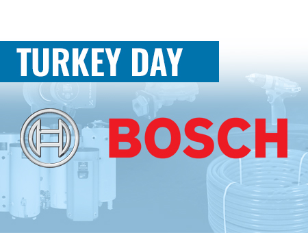 Portland Turkey Day Giveaway featuring Bosch