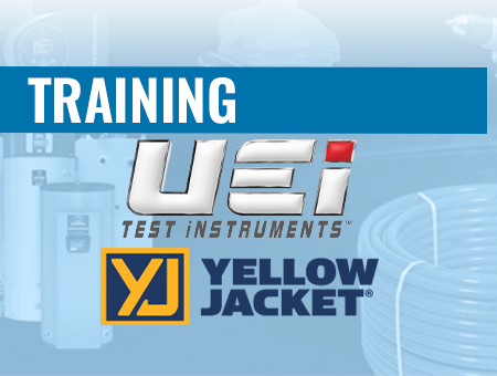 Yellow Jacket and UEI Counter Day