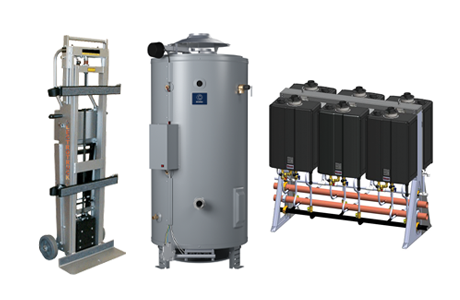 Commercial Water Heater Program