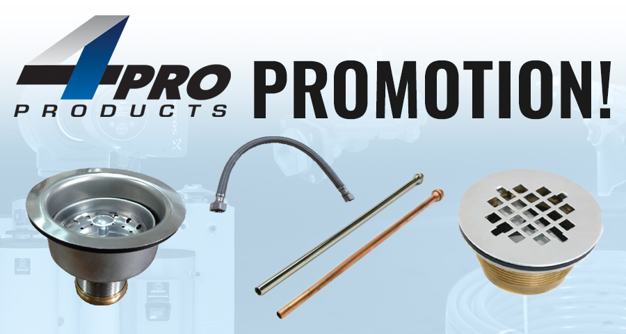 May 2020 4PRO Promotion