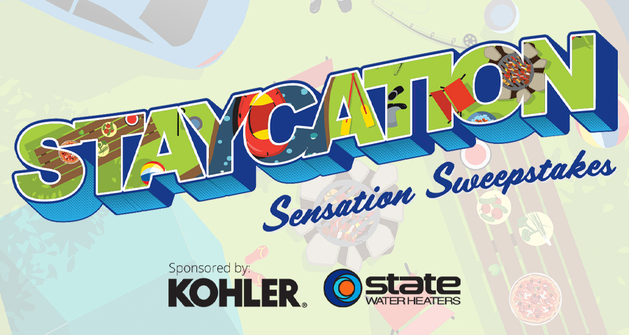 Staycation Sensation Sweepstakes