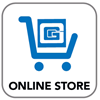 Mobile App OnLine Store icon