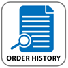 Order history icon